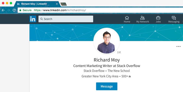 آموزش بهبود پروفایل لینکدین با 10 راهکار